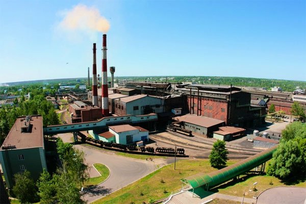завод металлургический фото
